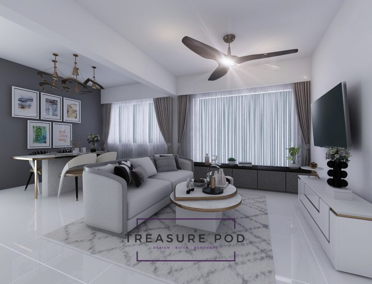 Resale HDB @ Yishun – 4 Room